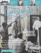 Cover forthe thematic issueLa muse des artistes