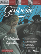 Cover forthe thematic issueFabuleuses légendes