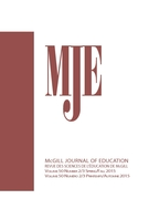 Cover of History and Citizenship Education, Volume 50, Number 2-3, Spring–Fall 2015, pp. 217-460, McGill Journal of Education
