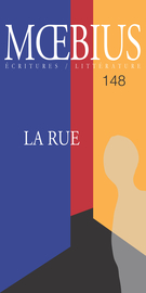 Cover of La Rue,        Number 148, February 2016, pp. 7-158 Moebius