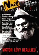 Cover of Victor-Lévy Beaulieu, Number 51, March–April–May 1993, pp. 2-88, Nuit blanche, magazine littéraire