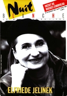 Cover of Number 54, December 1993, January–February 1994, pp. 2-88, Nuit blanche, magazine littéraire
