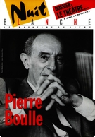Cover of Number 55, March–April–May 1994, pp. 2-88, Nuit blanche, magazine littéraire