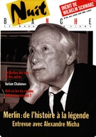 Cover of Number 60, June–July–August 1995, pp. 2-72, Nuit blanche, magazine littéraire
