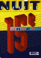 Cover of Number 69, Winter 1997, pp. 2-154, Nuit blanche, magazine littéraire