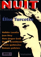 Cover of Number 90, Spring 2003, pp. 2-64, Nuit blanche, magazine littéraire