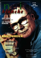Cover of Number 101, Winter 2005–2006, pp. 2-64, Nuit blanche, magazine littéraire