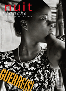 Cover of Guerre(s),        Number 127, Summer 2012, pp. 2-72 Nuit blanche, magazine littéraire