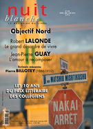 Cover of Number 130, Spring 2013, pp. 2-64, Nuit blanche, magazine littéraire