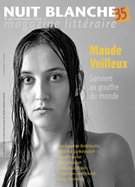 Cover of Number 146, Spring 2017, pp. 3-64, Nuit blanche, magazine littéraire