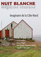 Cover forthe thematic issueImaginaire de la Côte-Nord