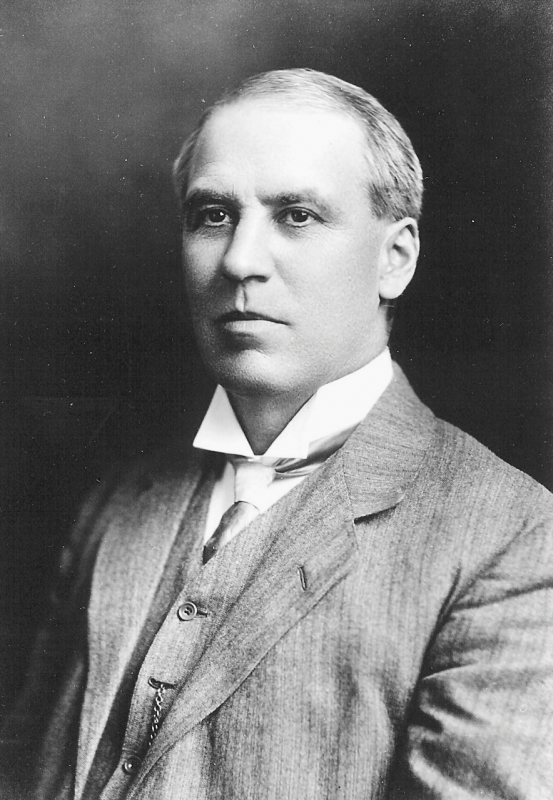 Professor William Lochhead, founder of the QSPP and president from 1908 to 1925.