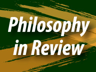 Logo for Philosophy in Review