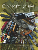Cover of Réjean Ducharme, Number 163, Fall 2011, pp. 1-105, Québec français