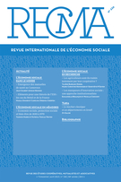 Cover of        Number 336, April 2015, pp. 4-109 Revue internationale de l'économie sociale