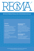 Cover of Scic, Number 340, April 2016, pp. 4-130, Revue internationale de l'économie sociale
