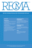 Cover of Asie, Number 341, July 2016, pp. 4-131, Revue internationale de l'économie sociale