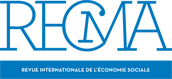 Logo for Revue internationale de l'économie sociale