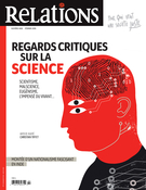 Cover of Regards critiques sur la science, Number 800, January–February 2019, pp. 5-50, Relations
