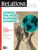 Cover of Comment être justes en sauvant la planète ?, Number 807, March–April 2020, pp. 5-50, Relations