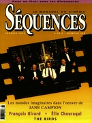 Cover of        Number 169, February 1994, pp. 1-60 Séquences