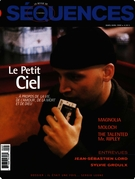 Cover of Il était une fois… Sergio Leone, Number 207, March–April 2000, pp. 3-64, Séquences