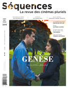 Cover forthe thematic issueGenèse - Philippe Lesage