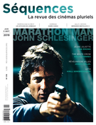Cover forthe thematic issueMarathon Man - John Schlesinger