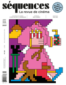 Cover for issue 'Nos meilleurs films de 2020' of the journal 'Séquences : la revue de cinéma'