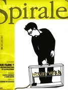 Cover of Que faire?, Number 226, May–June 2009, pp. 2-56, Spirale