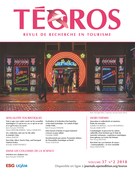 Cover of Sexualités touristiques, Volume 37, Number 2, 2018, Téoros
