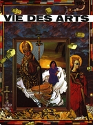 Cover of        Volume 25, Number 100, Fall 1980, pp. 12-90 Vie des arts