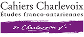 Logo pour Cahiers Charlevoix