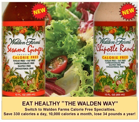 Walden Farms Salad Dressing