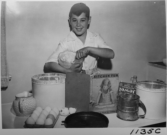 Baking Competition Publicity Photo.