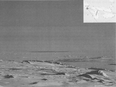 Place names on a typical Igloolik horizon.
