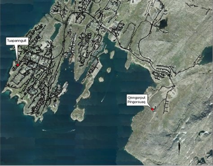 Housing issues in Nuuk Greenland and how to get tudesInuit