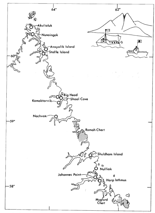 The Tuvaaluk And Torngat Archaeological Projects