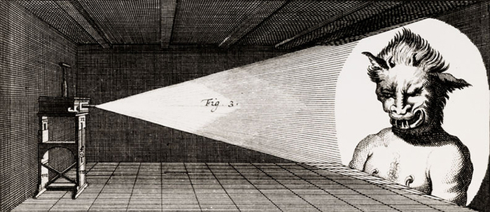 Willem Jacob's Gravesande, Physices elementa mathematica, experimentis confirmata, sive introductio ad philosophiam Newtoninam, Leyde, Vander Aa, 1721, vol. 2, p. 76, planche XIV.