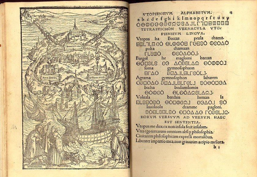 Le livre utopique – Mémoires du livre / Studies in Book Culture – Érudit