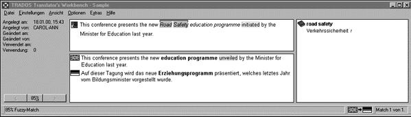 Tic collaboration et traduction vers de nouvea meta rudit recherche de segments similaires dans une mmoire de traduction copie dcran malvernweather Images