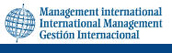 Logo pour Management international