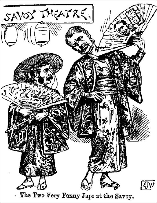 Punch (London: March 28, 1885) 145.