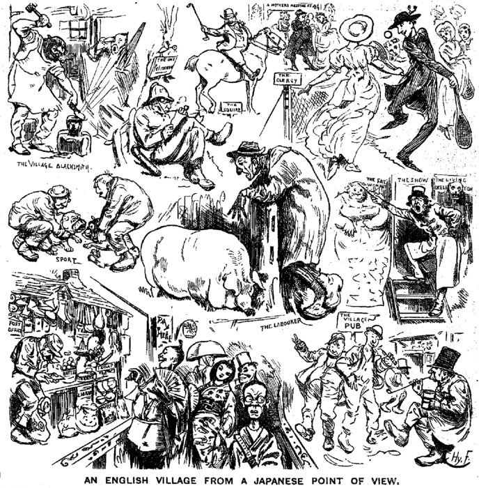 Punch (London: January 24, 1885) 47.