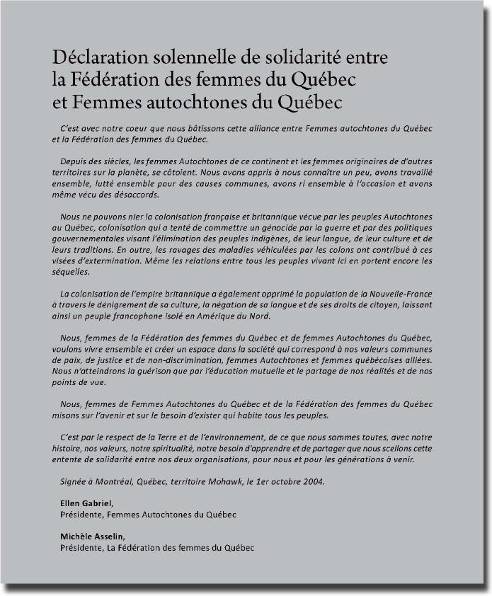 droits des femmes en france et au quebec