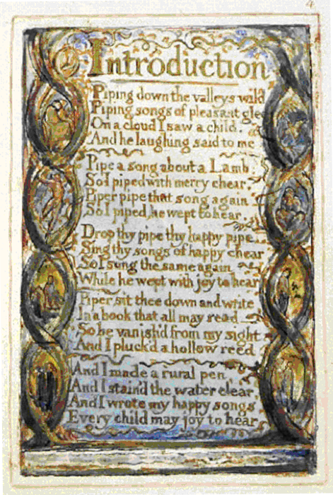 """Introduction"" (Songs of Innocence)."