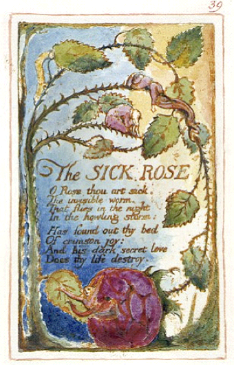 """The Sick Rose."""