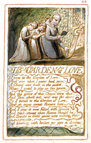 """The Garden of Love."""