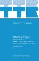 Literary Ethnography And Translation In Rachid Dj Ttr