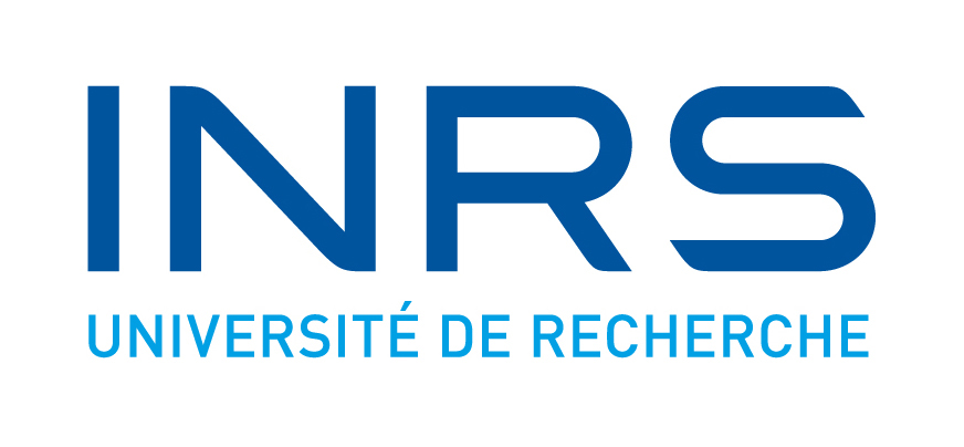 Logo Institut national de recherche scientifique